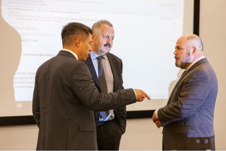 Dogovor Odessa GE 1