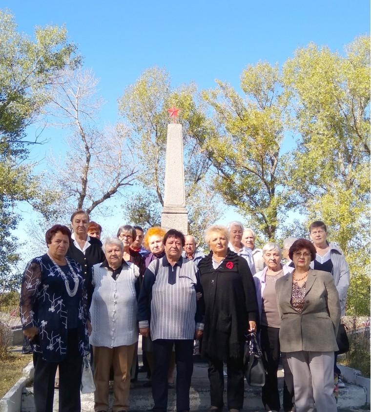 Obelisk na Gostroy Mogile 1