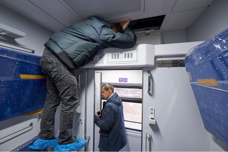 Priyomka passag vagonov 12