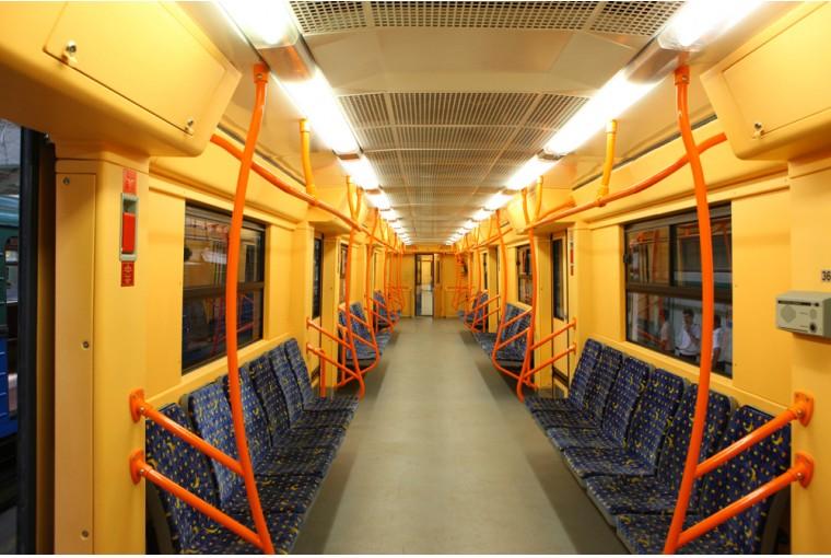 vagon metro
