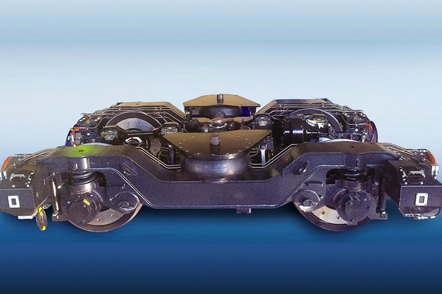 Применяется тележка мод. 68-7085 с мод. ДПКр-2
