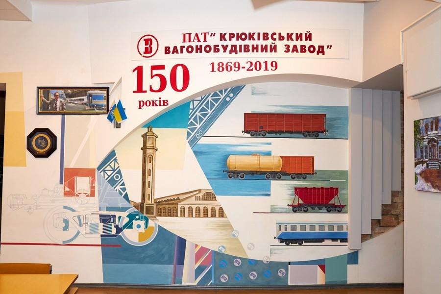 Коротка історична довідка по музею історії ПАТ «КВБЗ»