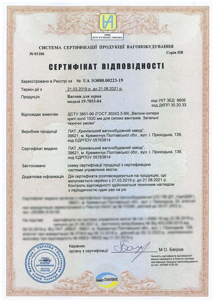 № UA 1О080.00223-19