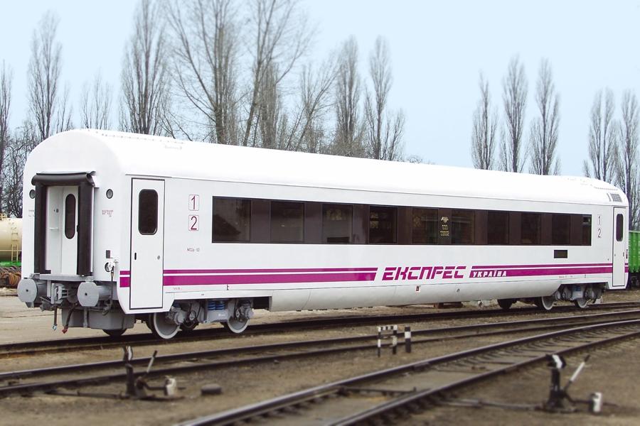 Вагоны пассажирские  мод. 61-788А и мод. 61-788АИ