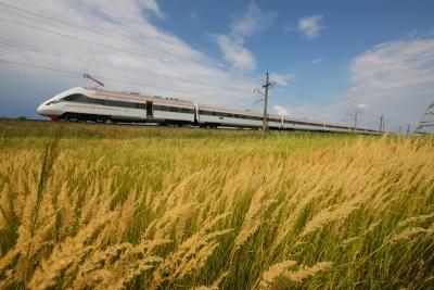 Міжрегіональный швидкісний двосистемний електропоїзд