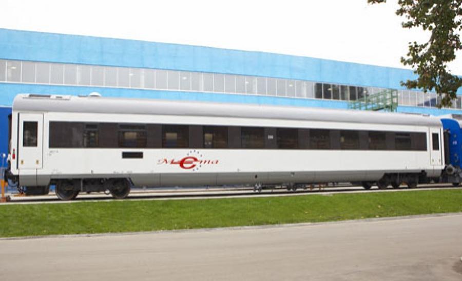 Passenger compartment coaches  mod.61-778 A and mod.61-779 AI