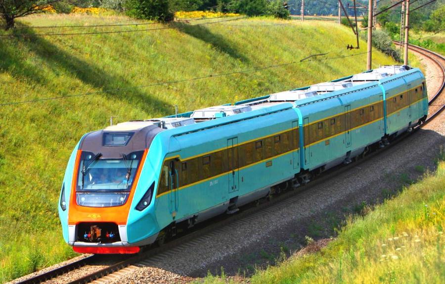 Diesel multiple unit ДПКр-2