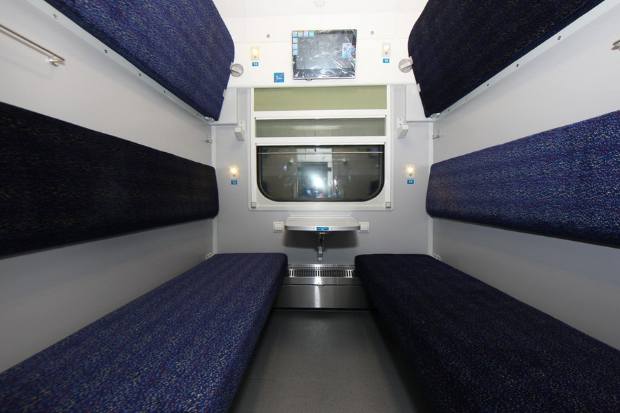 Вагони пасажирські купейні  модель 61-779 та модель 61-779И