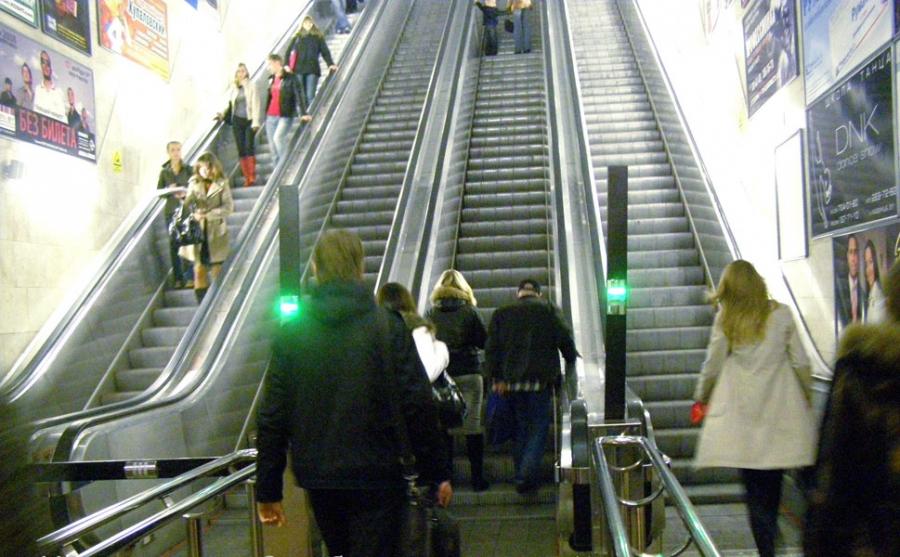 Tunnel escalator ETK -245