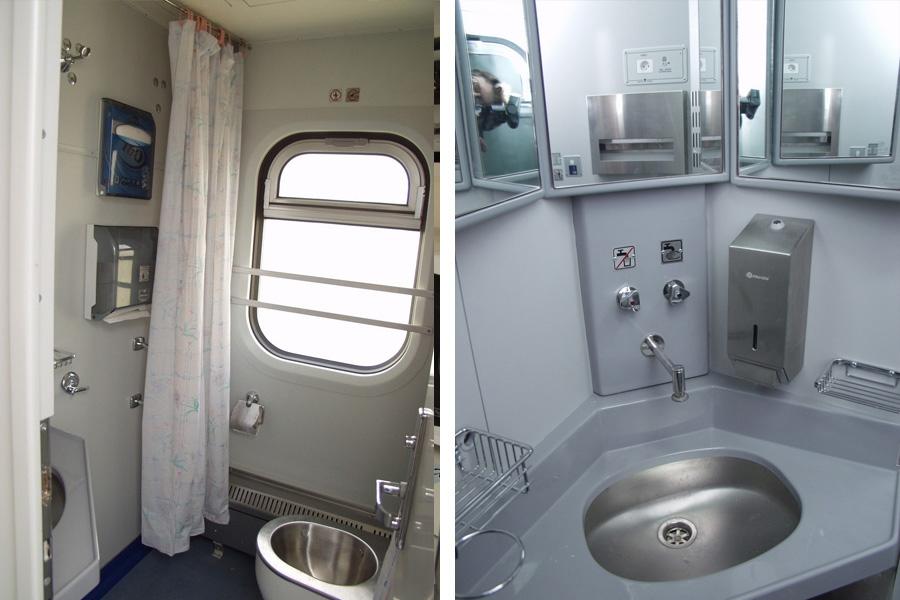 Вагон пассажирский купейный с местами для сидения модель 61-779Б