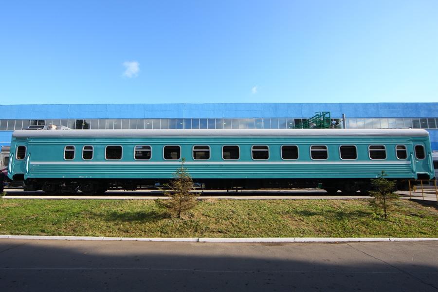 Вагон пасажирський купейний мод. 61-779 (купе з меблями, що трансформуються)