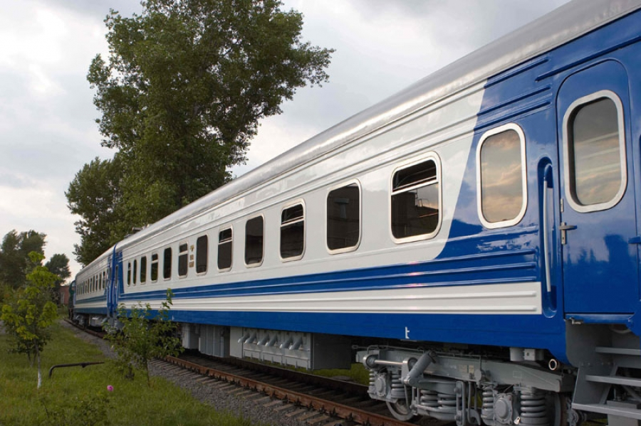 Passenger open-plan coach mod. 61-779P