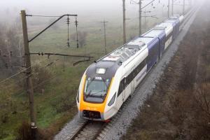 Випробування дизель-поїзда ДПКр-3 виробництва ПАТ «КВБЗ»