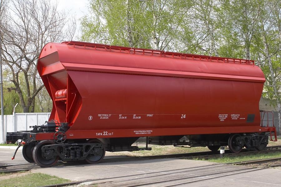 Вагоны-хопперы для перевозки зерна мод. 19-7017-03