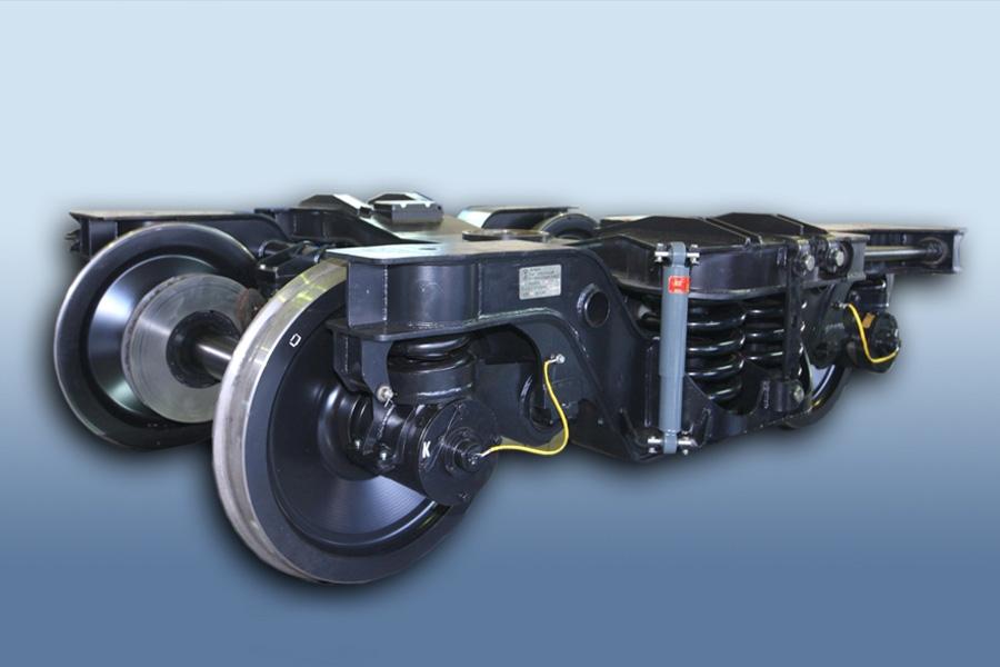 Двухосная тележка модель 68-7115