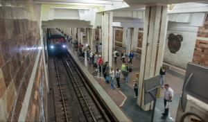 У Харківському метрополітені введено в експлуатацію поїзд метро, створений на КВБЗ (відео)