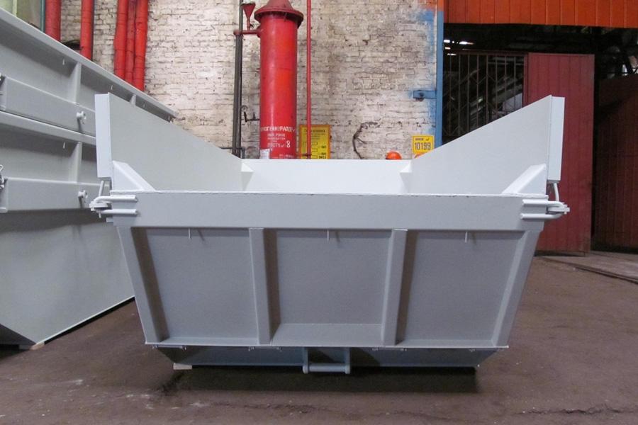 Модель – КM7 / Грузоподъемность - 4 000 кг / Объём 7 м³
