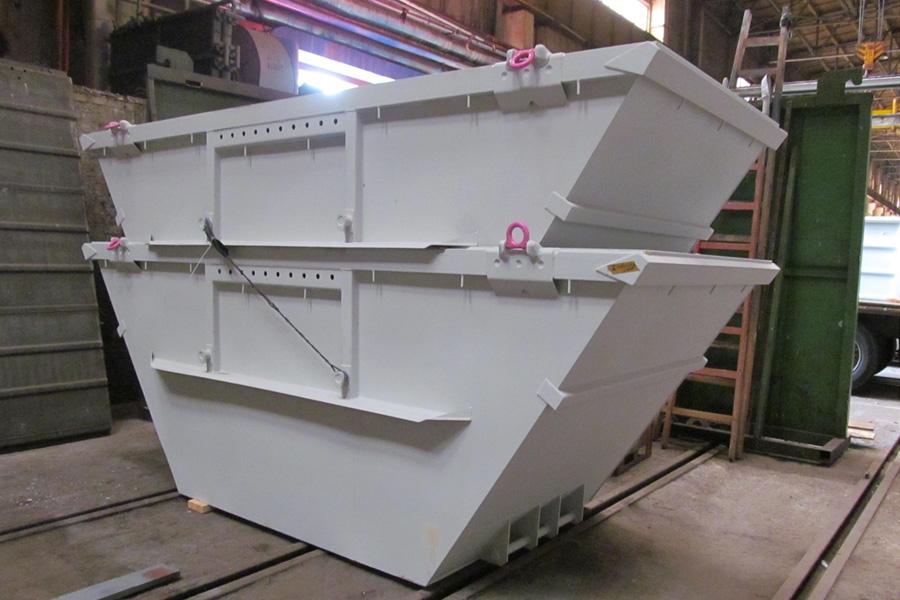 Ковшовые контейнеры