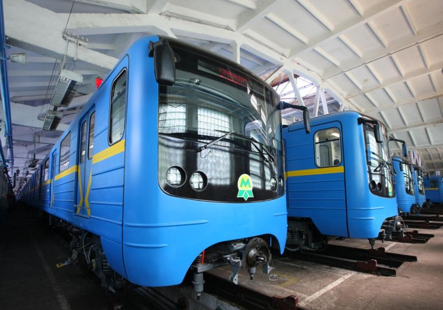 Головний вагон метро мод.81-7080