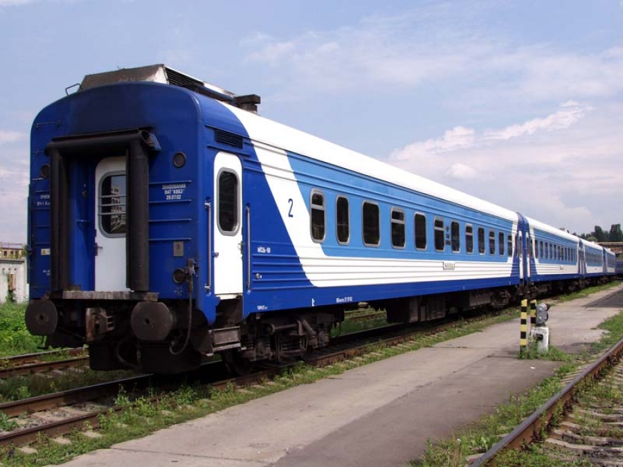 Passenger coaches with sitting places mod.61-779Е