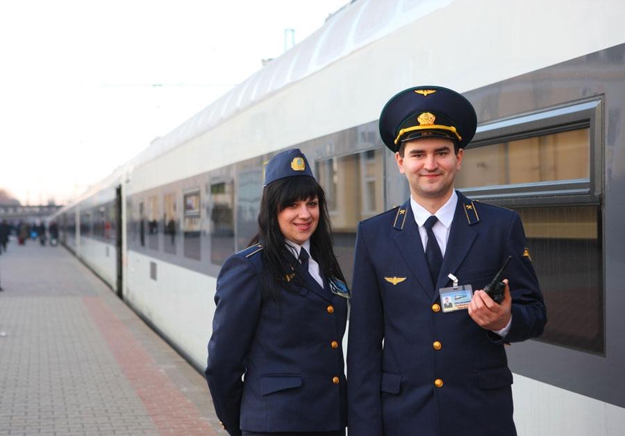 Скоростной поезд КВСЗ открыл эпоху межрегиональных перевозок