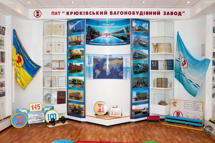 Краткая  историческая справка по музею истории ПАО «КВСЗ»