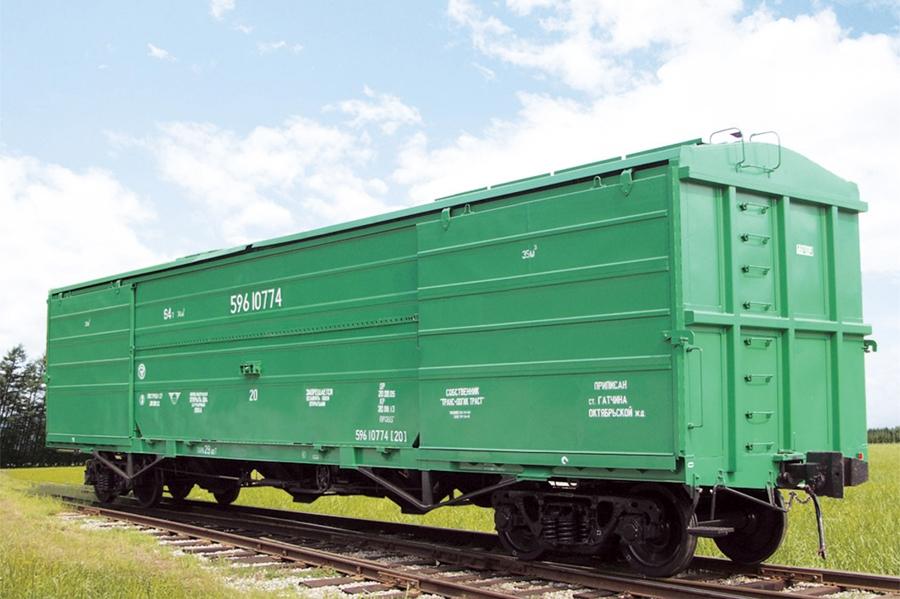 Комбинированные вагоны модели 19-795-01