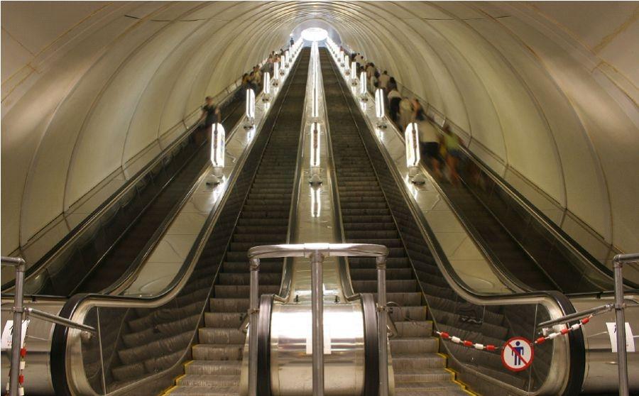 Tunnel escalator ETK -265