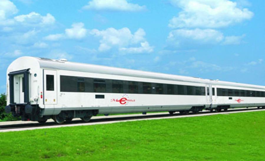 Passenger sleeping coach  mod.61-788 B
